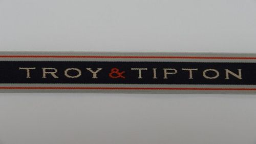 Taille elastiek breed troy & tipton