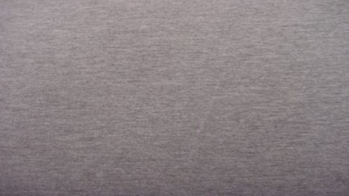 Sweat fabric gray melange