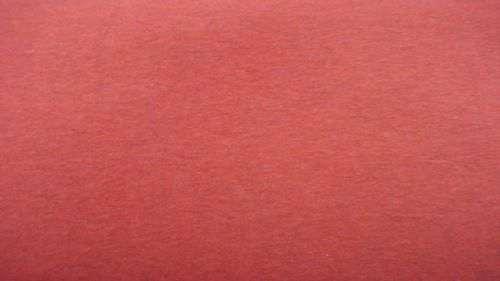 Sweat fabric rust brown
