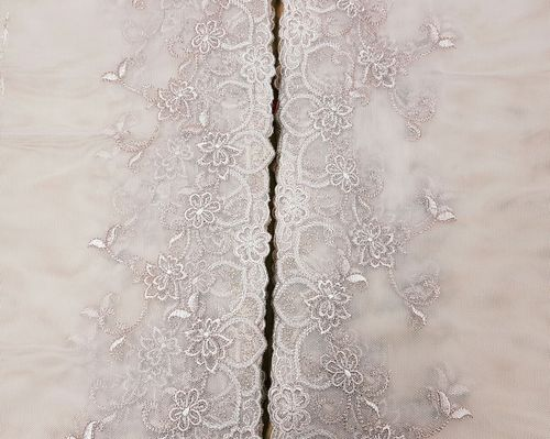 Tulle lace 38
