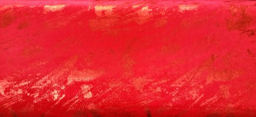 stretch velvet graffiti red 9