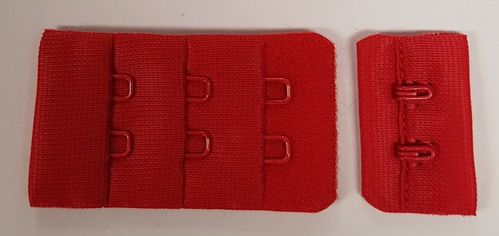 Closures Bright red nr 31