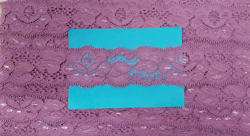 Elastic lace small 66