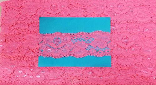 Elastic lace small 65