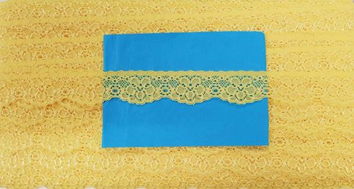 Elastic lace small 52