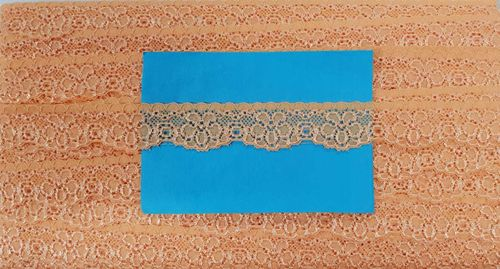 Elastic lace small 51