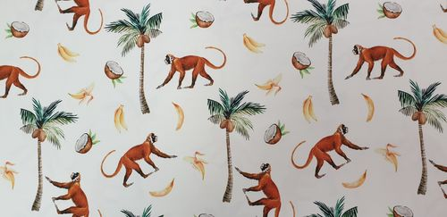 Digitale print Tropical 350