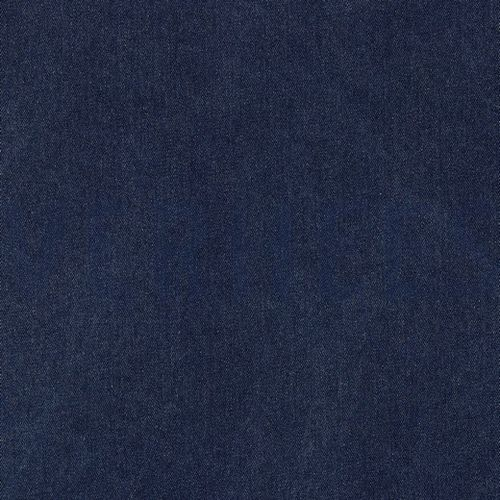 Denim fabric stretch Indigo Washed  3